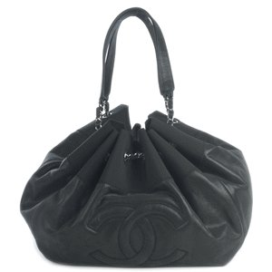 CHANEL Black Handbag Not A Replica 21c